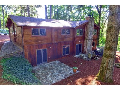 Single Family Home For Sale: 9309 NE Red Hills Rd