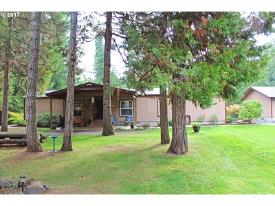 Glide Single Family Home For Sale: 310 Little River Rd