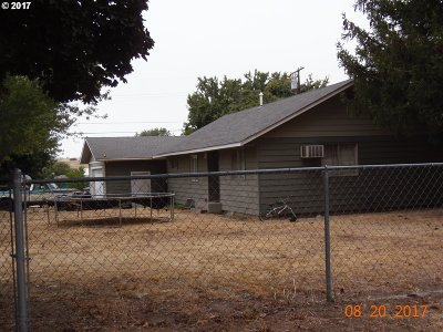 Pendleton Single Family Home For Sale: 812 SW 31st