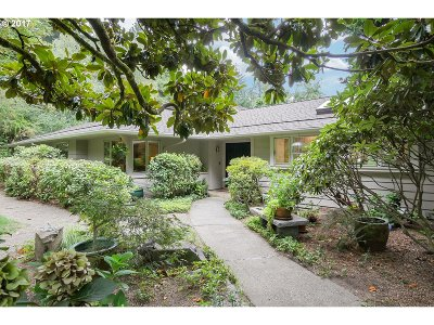 Single Family Home For Sale: 6106 SW Woods Ct