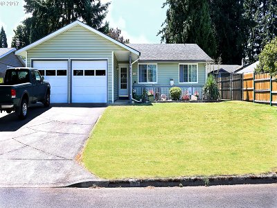 Canby OR Single Family Home For Sale: $299,000