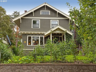 Single Family Home For Sale: 2747 NE 22nd Ave