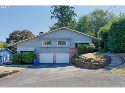 Portland Multi Family Home For Sale: 9050 SW 38th Ave