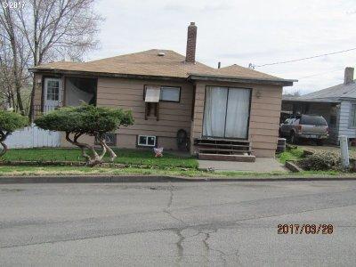 Pendleton Multi Family Home For Sale: 702 SE 8th St