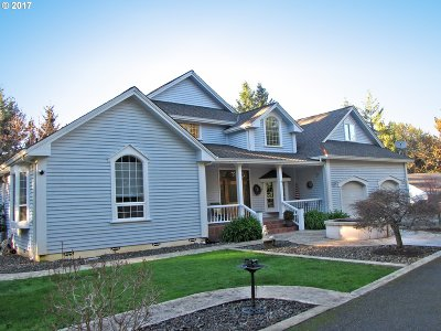 Brookings Single Family Home For Sale: 99338 S Bank Chetco Rd