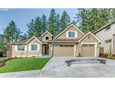 Camas Single Family Home For Sale: 1921 NW Sierra Way