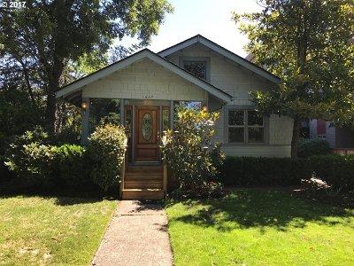 Eugene Multi Family Home For Sale: 1627 Pearl St