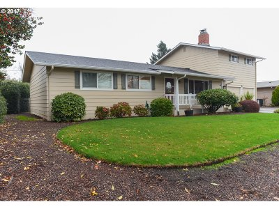 Eugene Single Family Home For Sale: 3579 Oxbow Way