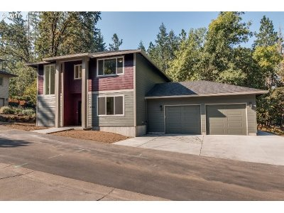 Eugene Single Family Home For Sale: 4958 Fox Hollow Rd