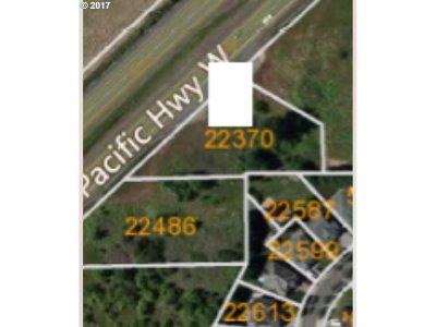 Sherwood Residential Lots & Land For Sale: 22370 SW Pacific Hwy