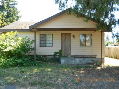 Oregon City Single Family Home For Sale: 14154 Holcomb Blvd