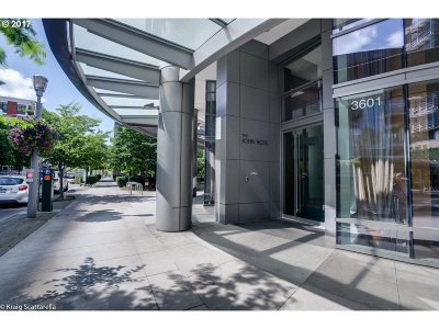 South Waterfront/John Ross Condo/Townhouse For Sale: 3601 SW River Pkwy #2502