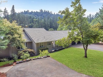 Clackamas County Single Family Home For Sale: 1236 14th St