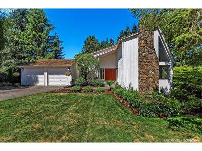 Aloha Single Family Home For Sale: 7325 SW 187th Pl