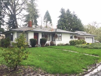 Monmouth Single Family Home For Sale: 14020 S Pacific Hwy West Hwy