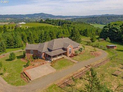 Gaston Single Family Home For Sale: 47250 SW Fluke Dr