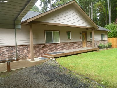 Single Family Home Sold: 89050 Condon Creek Rd