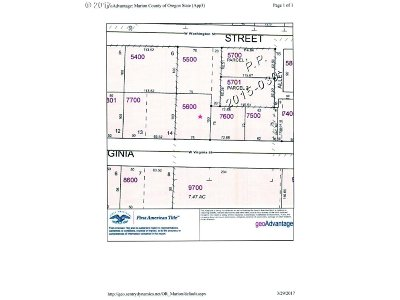 Stayton Residential Lots & Land Sold: 419 W Virginia St
