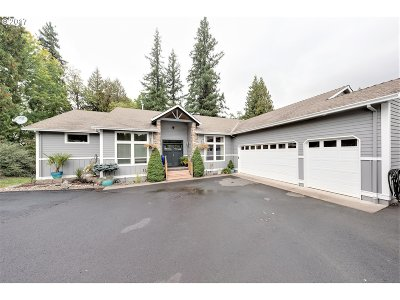 Boring Single Family Home For Sale: 13346 SE 286th Ln