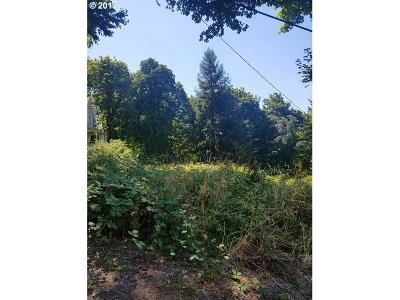 Oregon City, Beavercreek Residential Lots & Land For Sale: Corner Of Ganong.4th Ave #8