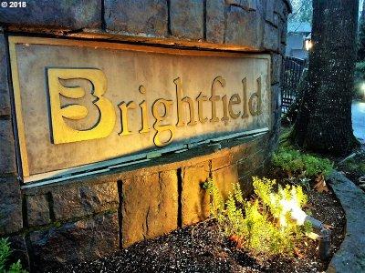 Portland Condo/Townhouse For Sale: 8713 SW Brightfield Cir