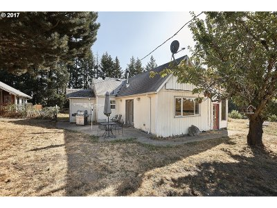 Single Family Home For Sale: 18625 N Highway 99w