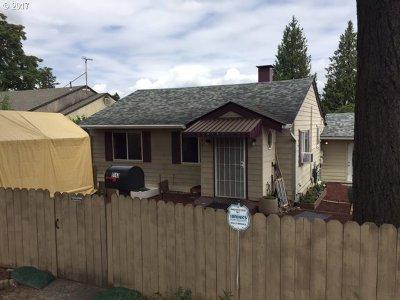 Multi Family Home For Sale: 9143 NE Prescott St