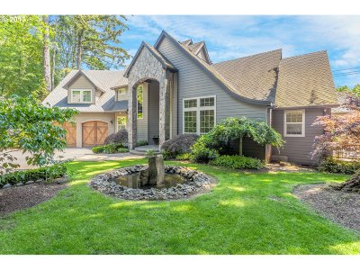 Single Family Home For Sale: 2418 SW Greenwood Rd