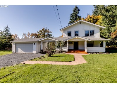 Springfield Single Family Home For Sale: 89122 Marcola Rd