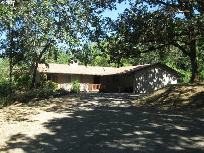 Roseburg Single Family Home For Sale: 320 Ponderosa Dr