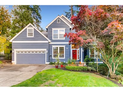 Portland Single Family Home For Sale: 1207 NW Mayfield Rd