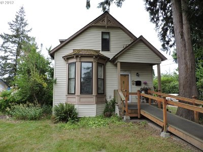Forest Grove OR Single Family Home For Sale: $229,000