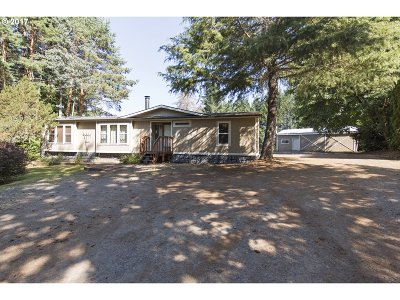 Estacada Single Family Home For Sale: 25525 S Holman Rd