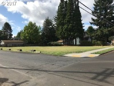 Portland Residential Lots & Land For Sale: SE 170th And Division St