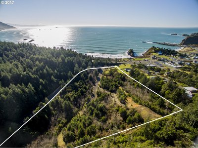 Port Orford Residential Lots & Land For Sale: Gold Run Creek Sub.