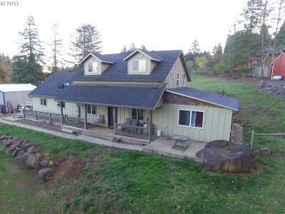 McMinnville Single Family Home For Sale: 15170 NW Blacktail Ln