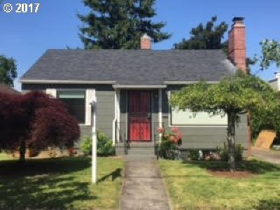 Single Family Home Sold: 1115 NE 78th Ave