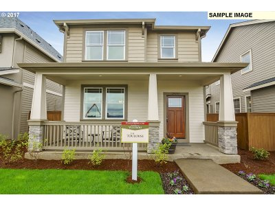 Wilsonville Single Family Home For Sale: 10869 SW Stockholm Dr #302 A
