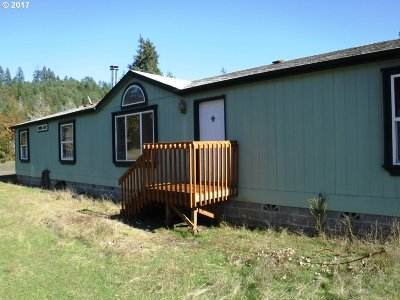 Oakland Single Family Home For Sale: 1544 Raccoon Dr