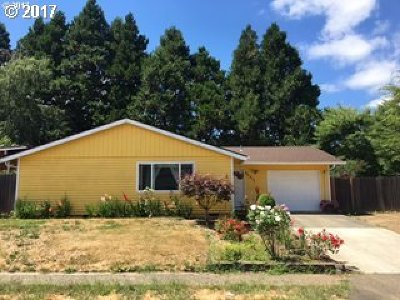 Sherwood, King City Single Family Home For Sale: 22311 SW Marshall St