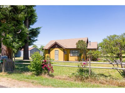 Cottage Grove, Creswell Single Family Home For Sale: 33973 Market Rd