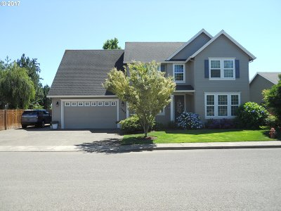 Canby OR Single Family Home For Sale: $419,900
