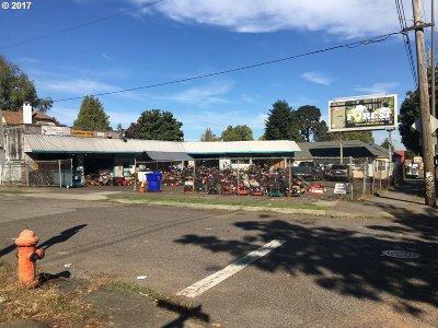 Portland Single Family Home For Sale: 7205 NE M L King Blvd
