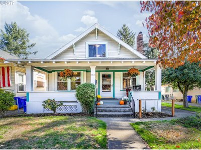 Portland Single Family Home For Sale: 5312 SE 70th Ave