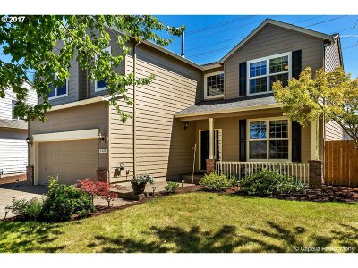 Portland Single Family Home For Sale: 4520 NW 166th Ave