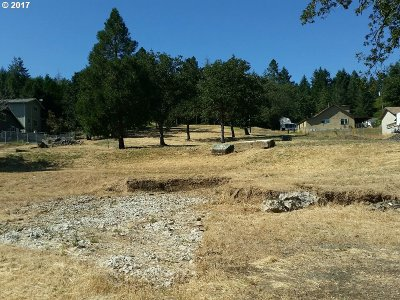 Sutherlin Residential Lots & Land For Sale: 534 Tanglewood St