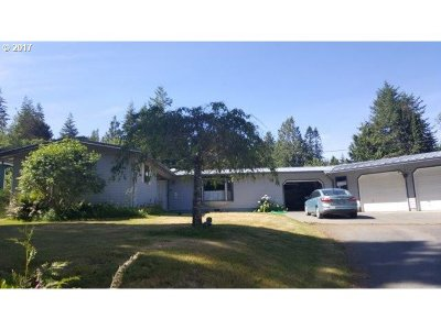 Coquille OR Single Family Home For Sale: $249,900