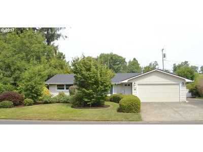 Eugene Single Family Home For Sale: 245 Rustic Pl