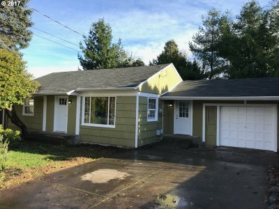 Portland Single Family Home For Sale: 2608 SE 179th Ave