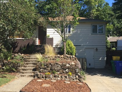 Single Family Home Sold: 3526 NE 90th Ave
